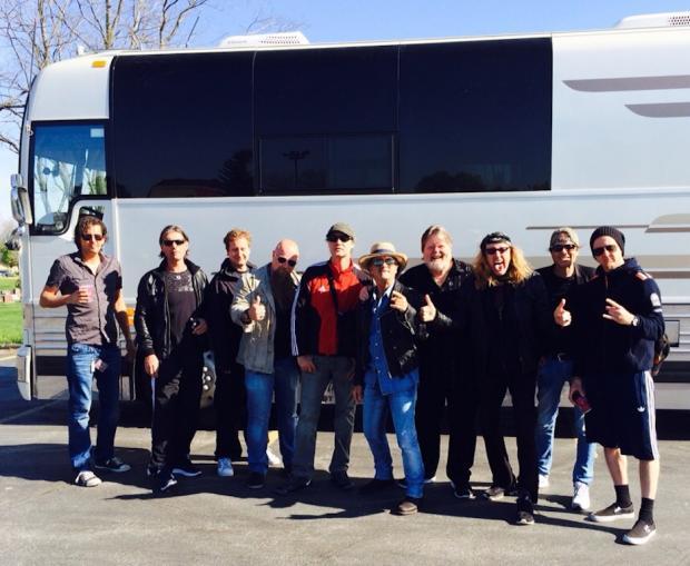 KROKUS USA Tour