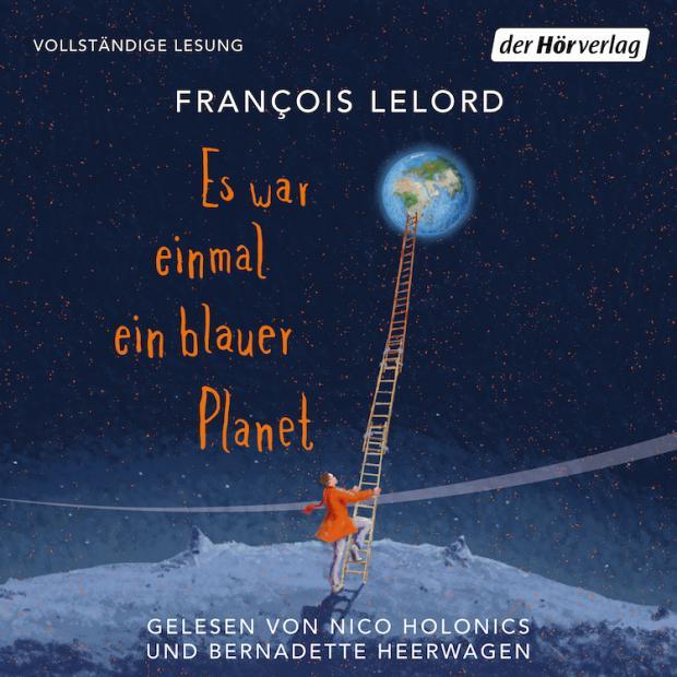 Es war einmal ein blauer Planet, Francois Lelord, Sprachaufnahme