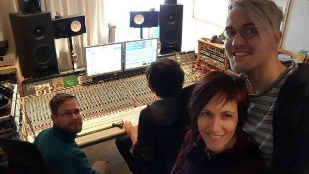 """Neumentroll """"Trolltanz"""" Mix und Mastering"""