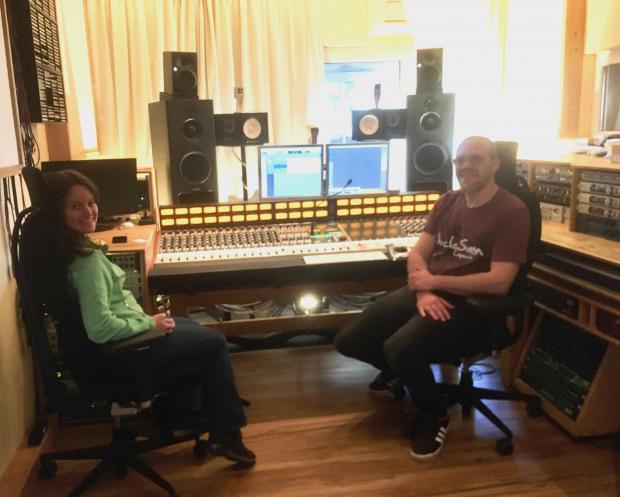 Voice Recordings Gigaphon Entertainment