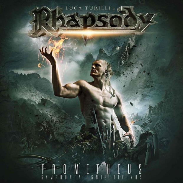 """Rhapsody """"Prometheus"""" steigt in 3 Ländern in die Charts ein"""